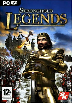 Full Version Stronghold Legends Download PC RTS Game Mediafire img