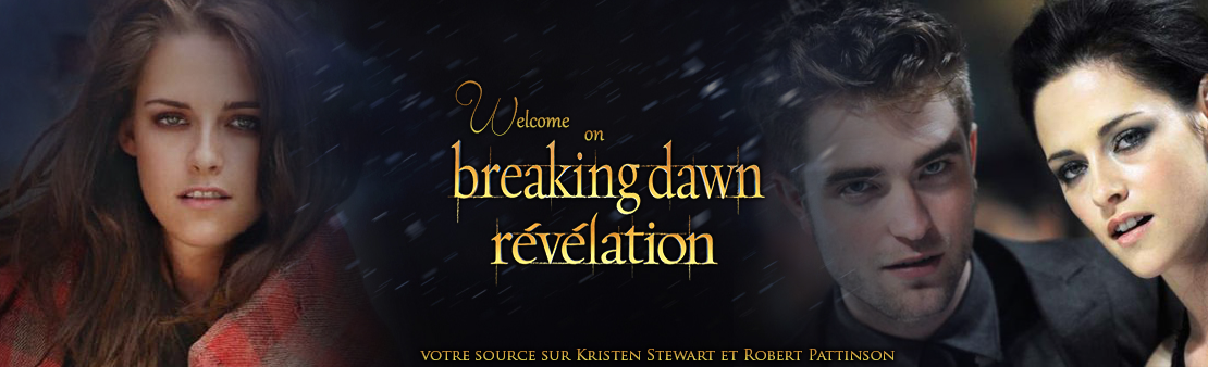 Breaking Dawn Révélation