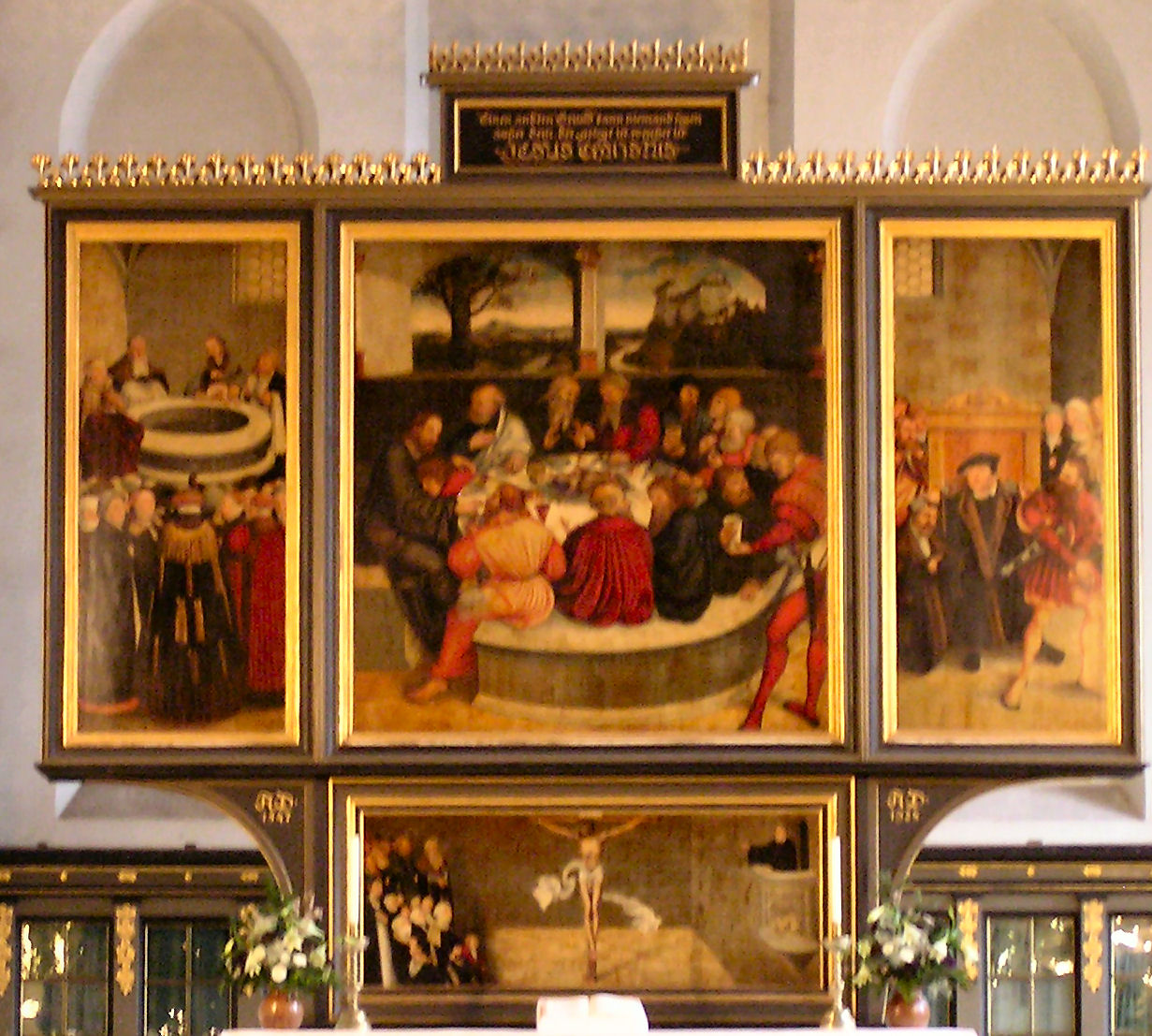 reformation art Images of art: the reformation era all images were taken from the web gallery of art hieronymus bosch (1450-1516) biography the seven deadly sins c 1480 panel, 120.
