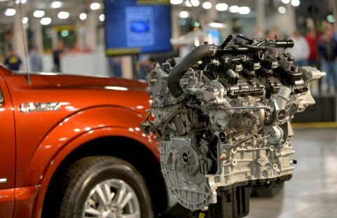 Ford Makes $500 Million Investment in Lima Engine Plant