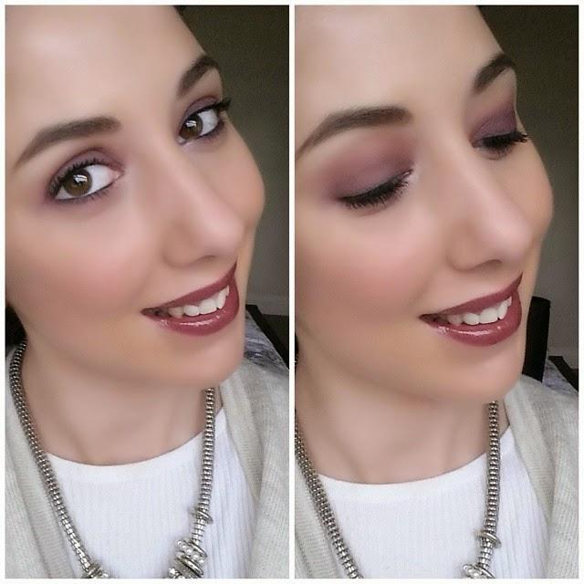 Gerard Cosmetics Lipgloss Plum Crazy Review