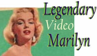 Legendary Marilyn Monroe in you tube