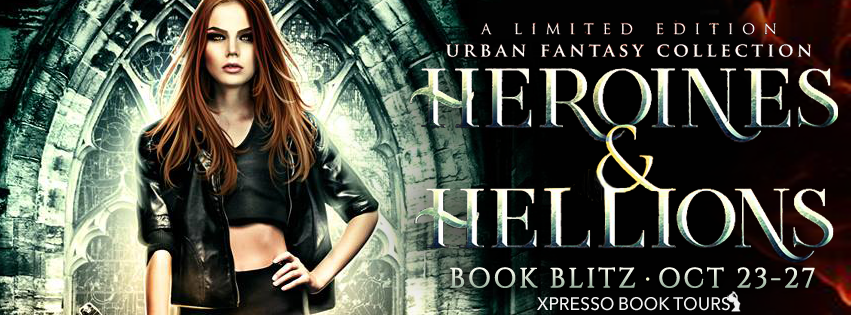 Heroines & Helliones Book Blitz