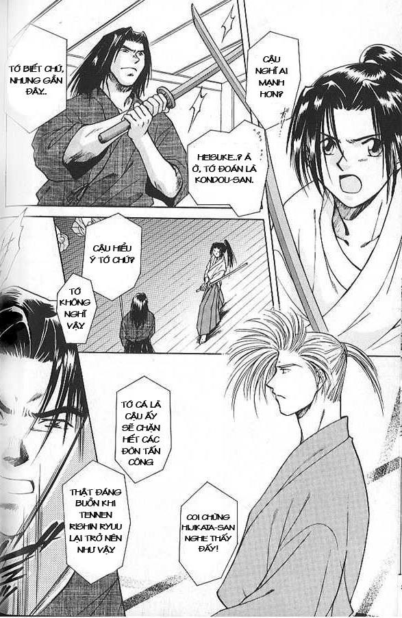 Soshite Haru No Tsuki chap 3 - Trang 5
