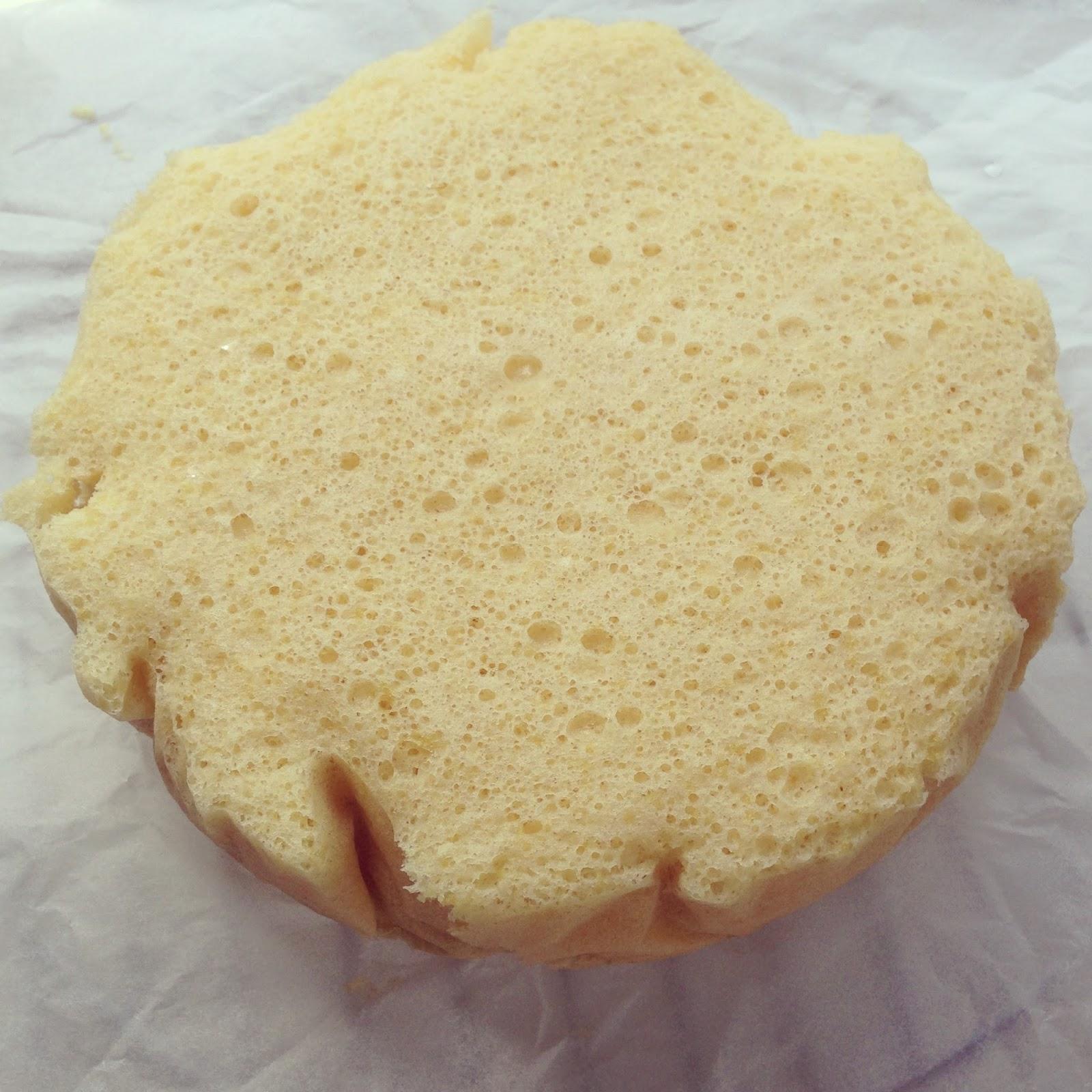 Light lemon sponge cake recipe