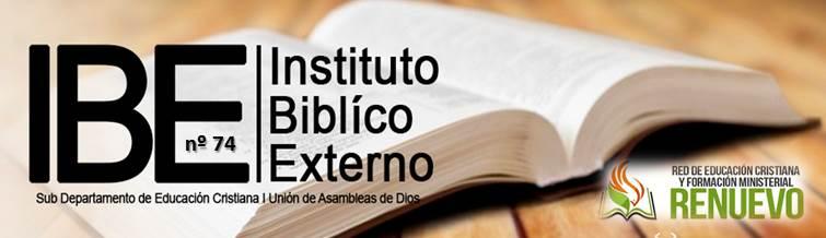 Instituto Biblico Externo Renuevo