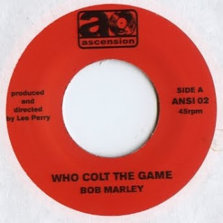 Bob Marley & The Wailers - Who Colt The Game