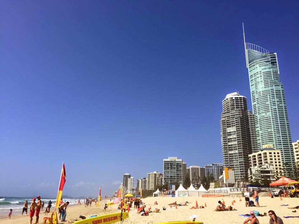 De maleta en maleta: Gold Coast: desde lo alto del Q1