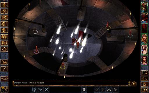 Baldur's Gate android game