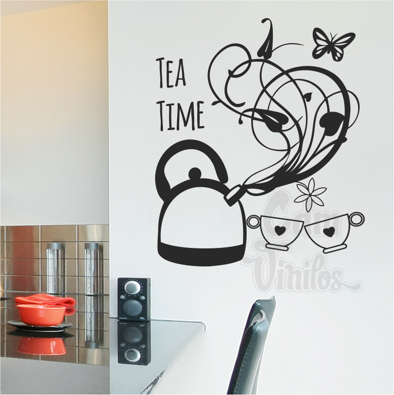 Vinilos decorativos para pared cdm vinilos decorativos - Vinilo para cocina ...