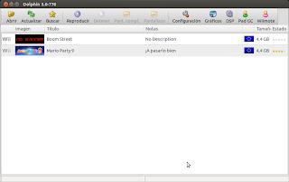 Instalar emulador de la Wii en Ubuntu, jugar wii ubuntu