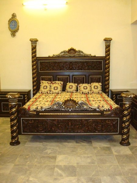 Bed Sets 4 Chiniot Furniture