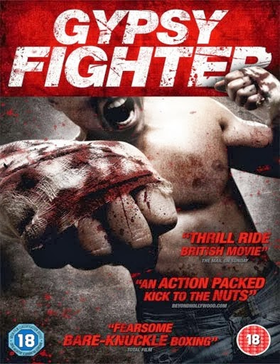 Poster de Gypsy Fighter (2014)