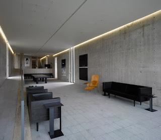 Casa de hormigón Tadao Ando