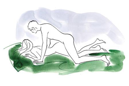 tu the tinh duc len dinh 3 Các tư thế quan hệ tình dục làm cho phụ nữ lên đỉnh và sướng nhất