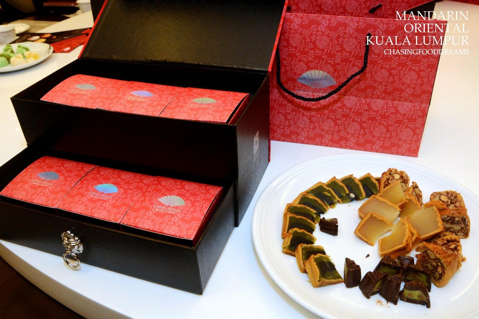 Chasing food dreams mandarin oriental kuala lumpur a for Canape orientale