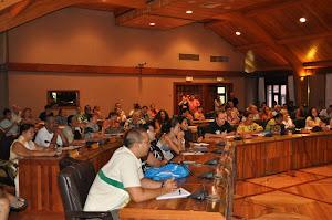 Conférence-débat au CESC - le foncier et le judiciaire - Le testament et les legs