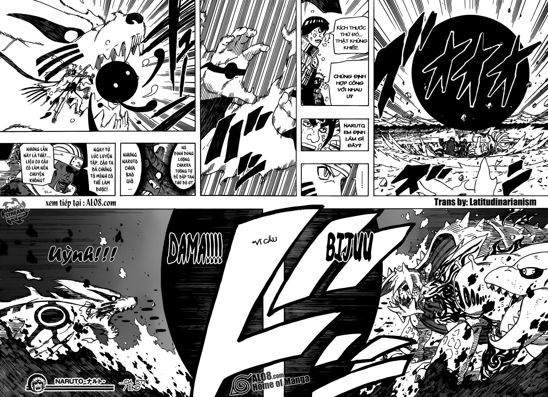 Naruto chap 571 Trang 12 - Mangak.info
