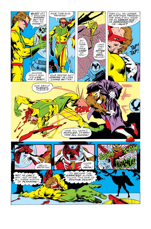 Captain America (1968) Issue #220 #134 - English 17