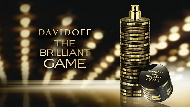 Reklama perfum Davidoff The Brilliant Game