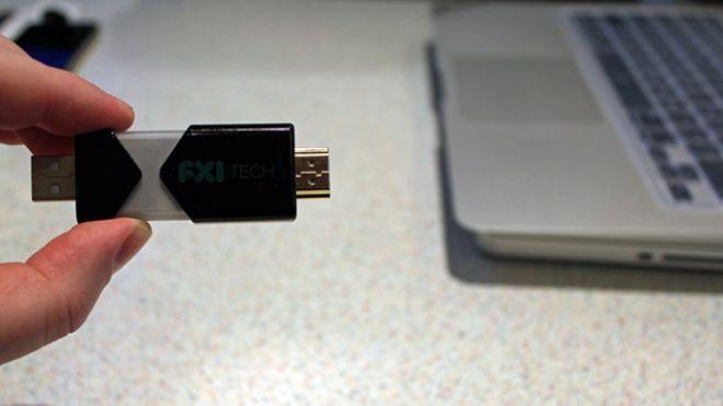 FXI Cotton Candy - Komputer android dibina dalam Thumb Drive USB
