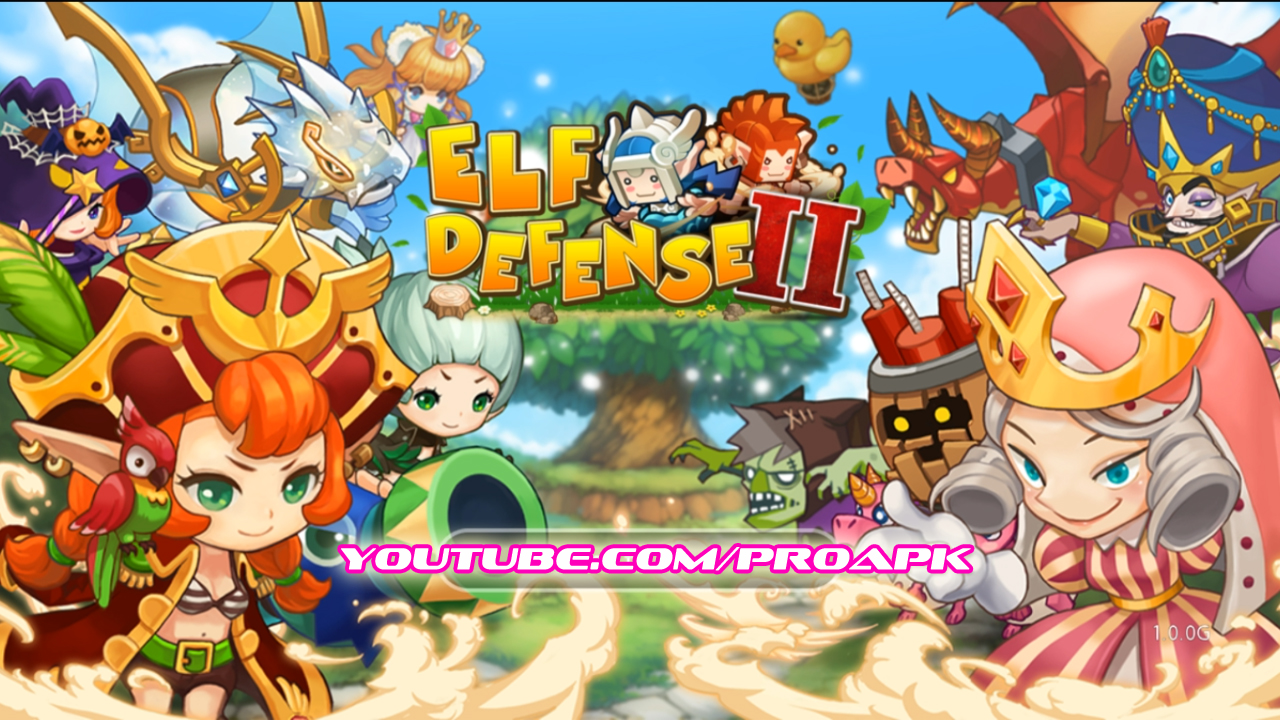 Elf Defense II