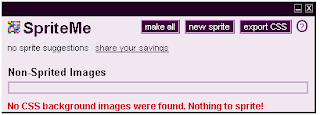 Using SpriteMe