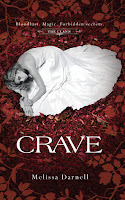 Review: Crave by Melissa Darnell (The Clann #1)