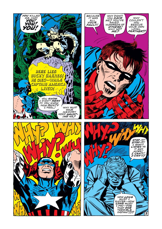 Captain America (1968) Issue #107 #21 - English 4