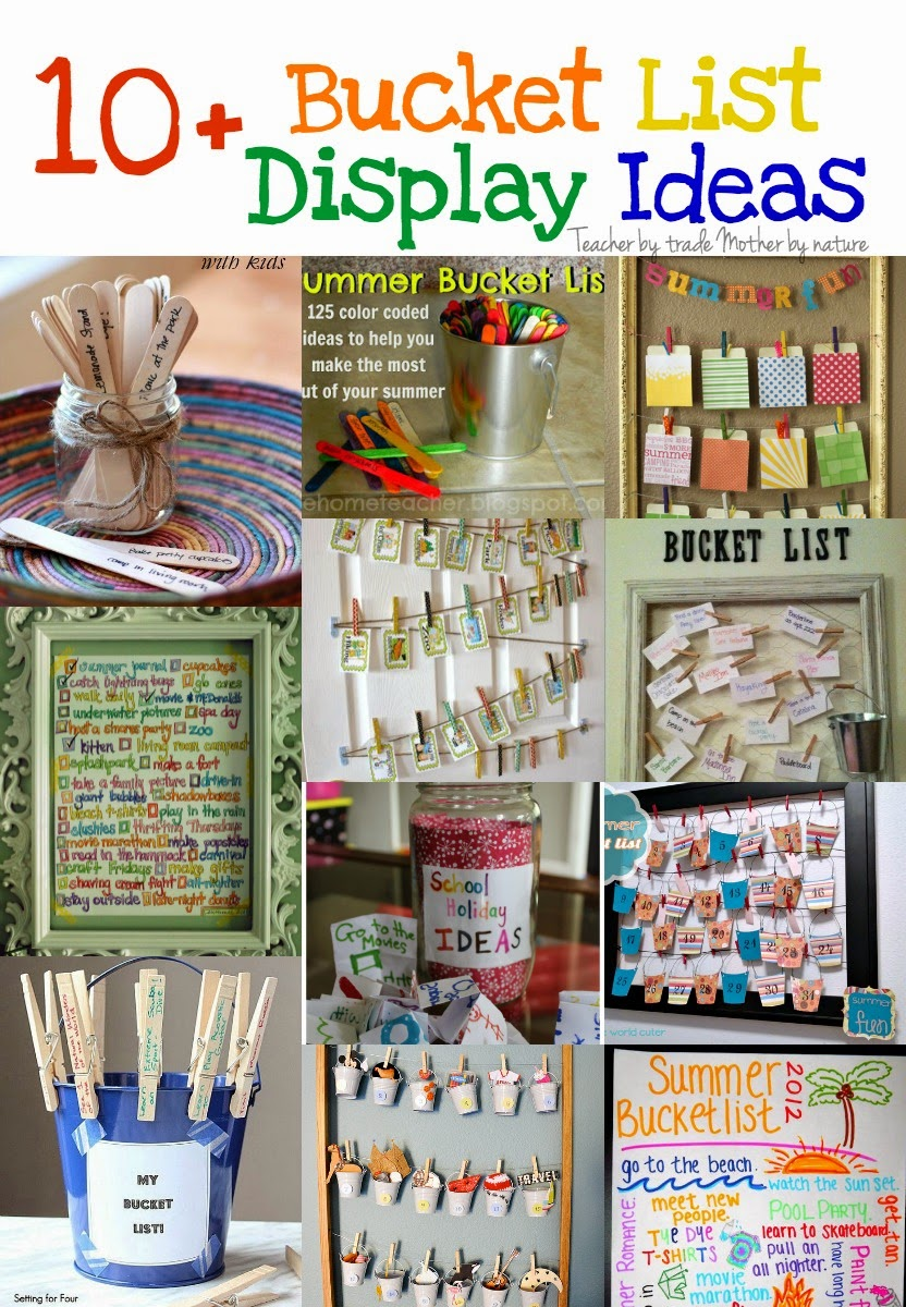 Scrapbook ideas nature