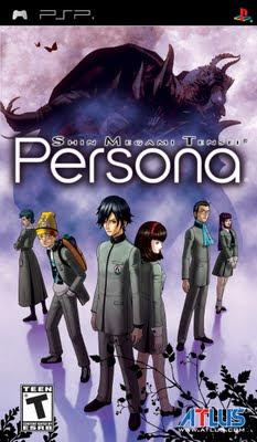 PSP - Shin Megami Tensei - Persona (USA) ISO - PPSSPP ...