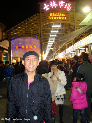 Shilin Night Market Taipei Photo 3