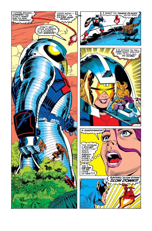 Captain America (1968) Issue #417 #366 - English 14