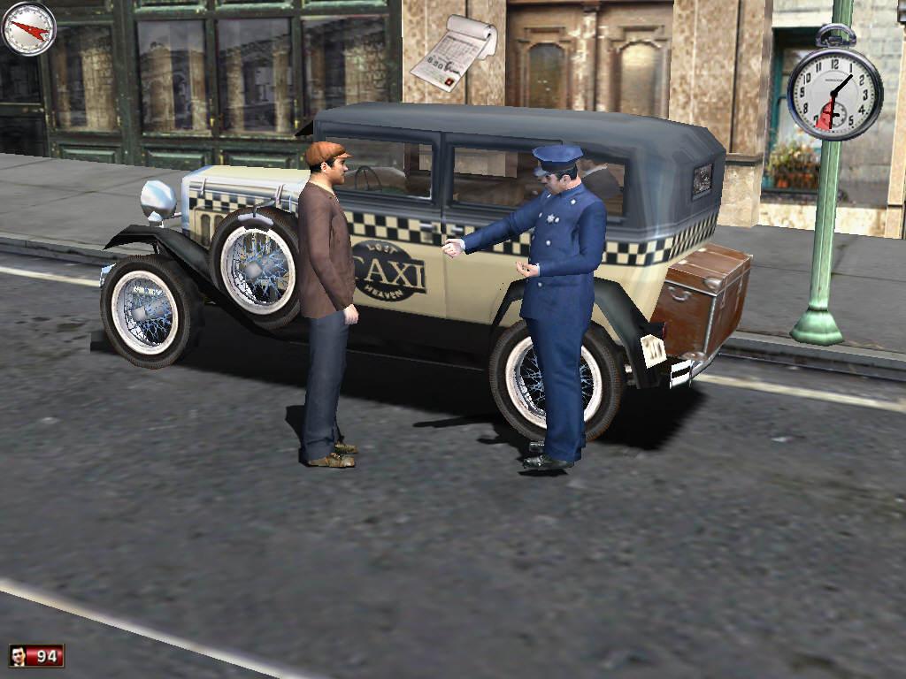 Mafia 1 Game