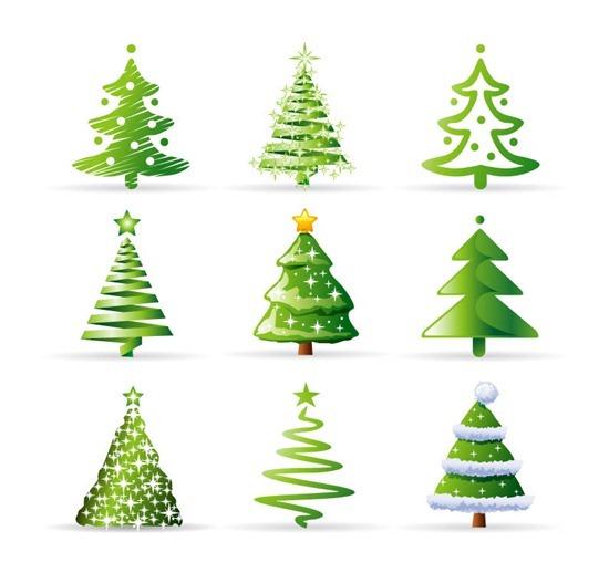 free cute christmas tree - photo #14