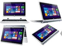 Acer Indonesia Luncurkan Laptop Tablet Terbaru