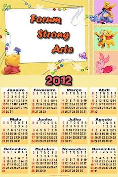 Calendário 2012 StrongArte