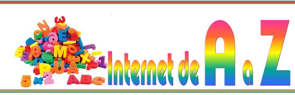 Internet de a a z agora