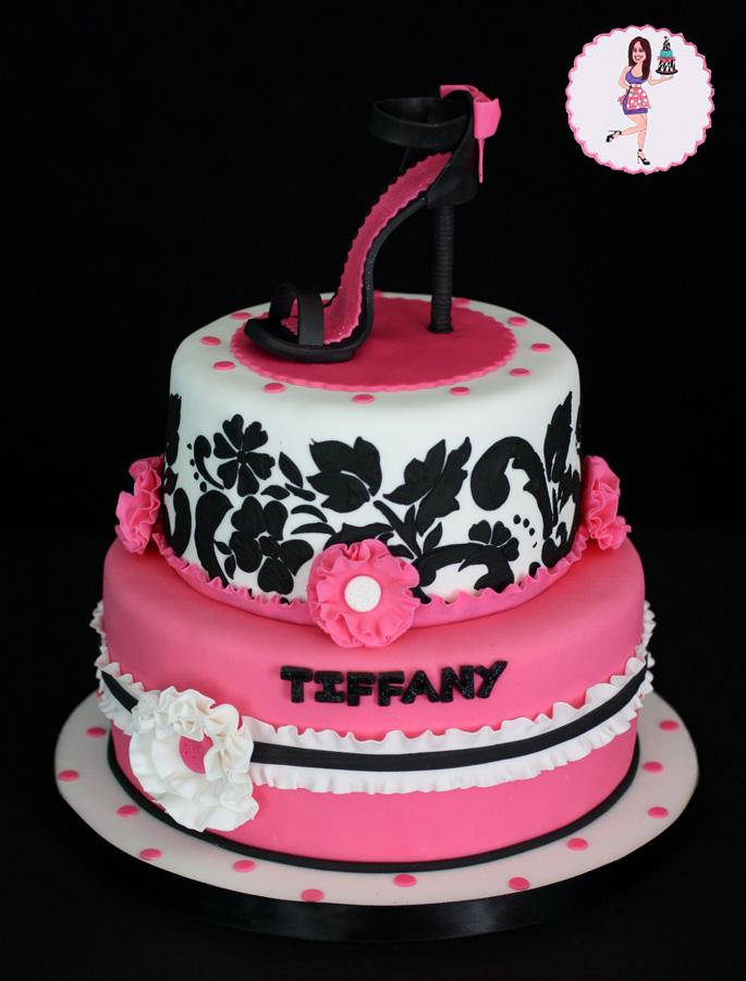 Cakes by Dusty Happy Birthday Tiffany