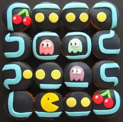 Bánh ngọt PacMan