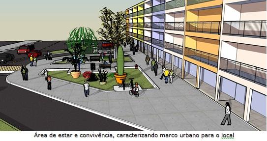 Revitalização da Avenida Comercial do Jardim Botânico vai sair do papel
