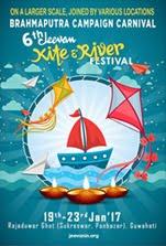 Jeevan Kite River Festival