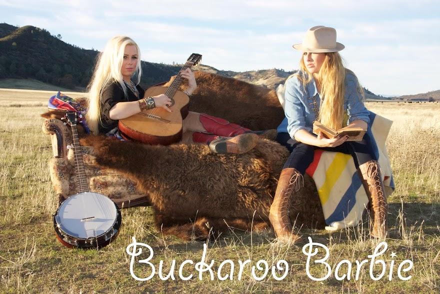 Buckaroo Barbie