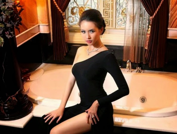 2015 miss universe Indonesia cantik, seksi dan bohay