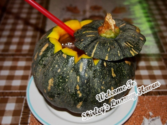 woody family cafe devilish pumpkin cocktail