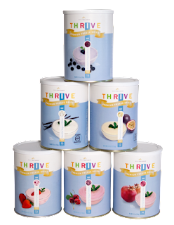 Yogurt 6-Pack (Pantry Cans)