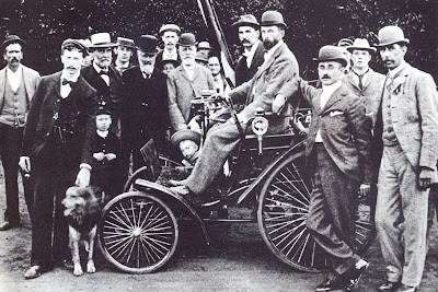 Melvin Residence First Motor Car In The Southern Hemisphere