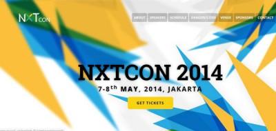 Konfrensi Teknologi Tingkat Dunia NXT CON 2014 Akan Digelar di Jakarta