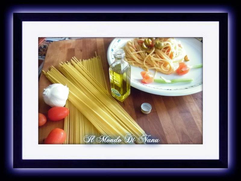 spaghettino veloce veloce