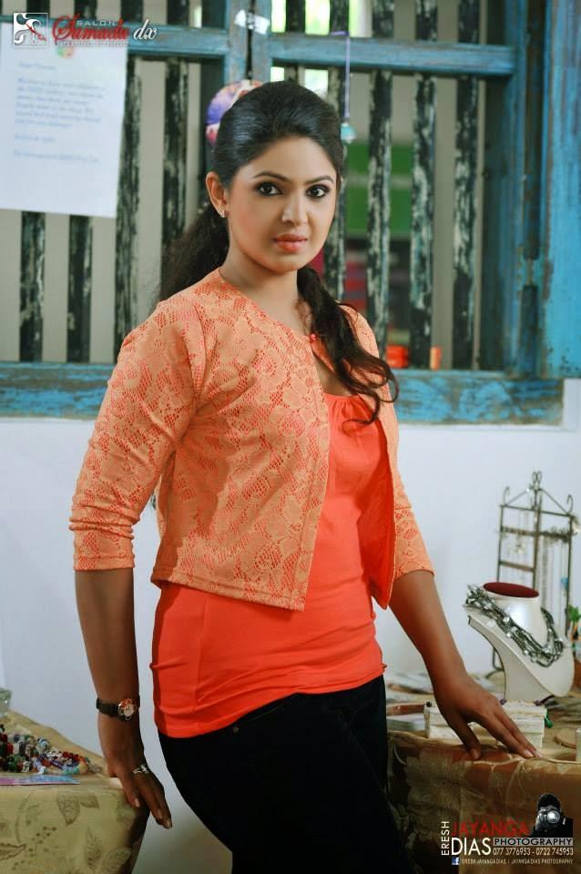 Dulani Anuradha black jeans